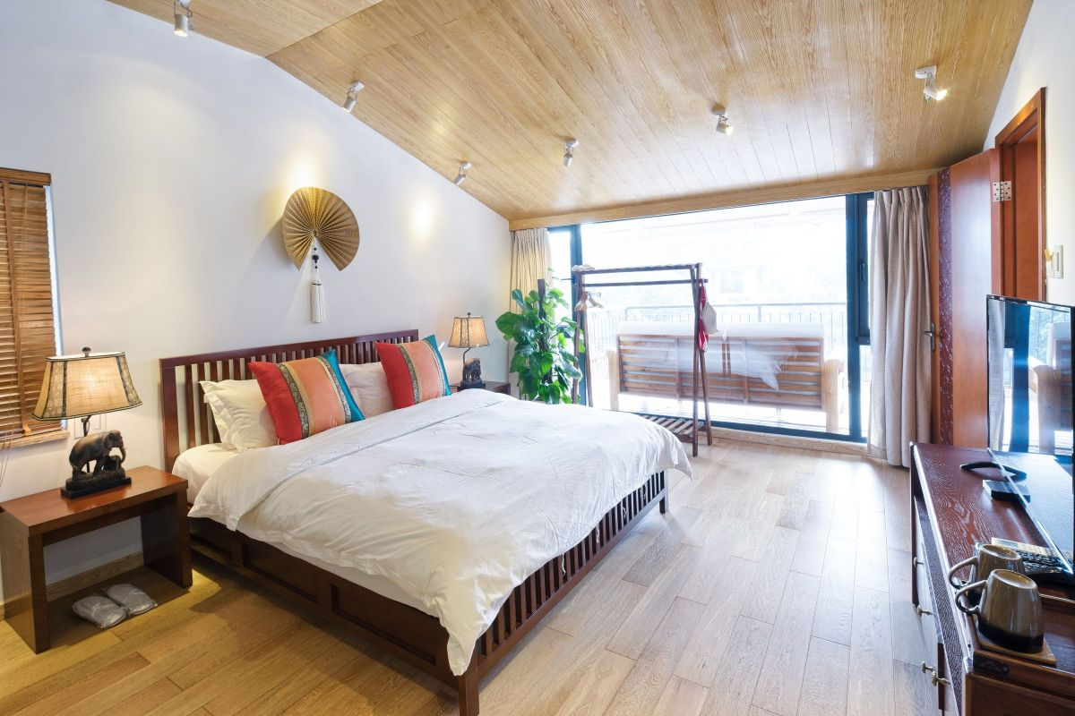 Vibrant Multi Colored Ideas For A Bedroom Homeyou