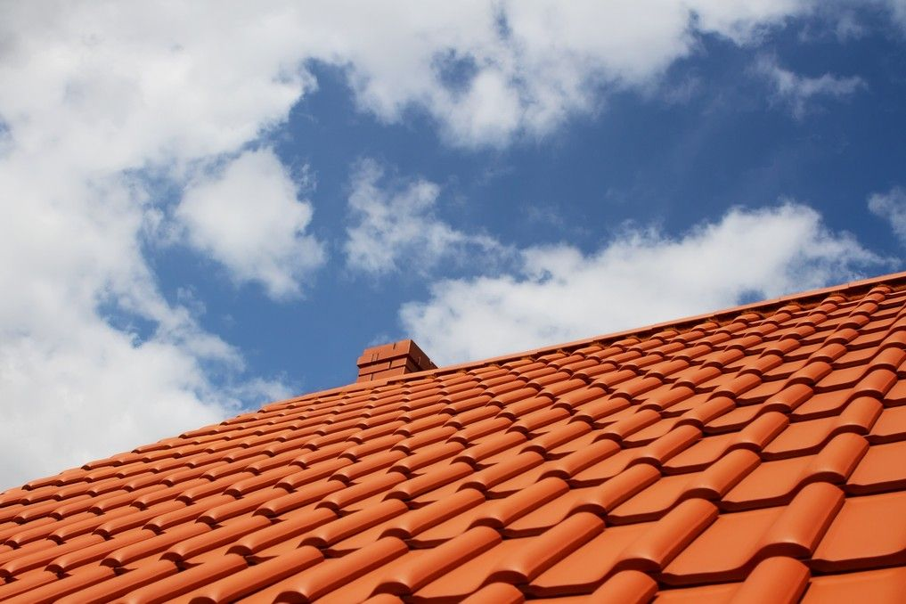 Spanish-style roofing