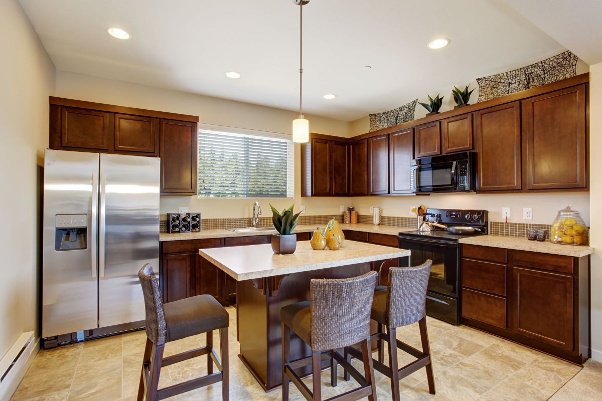 Modern Custom Kitchen Countertops