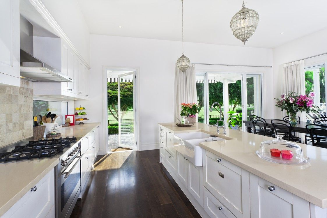 Wonderful, bright and clean kitchen