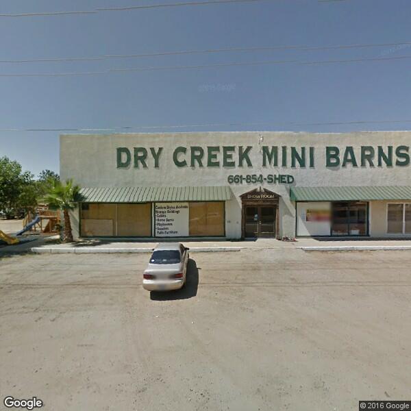 Dry Creek Mini Barns Inc