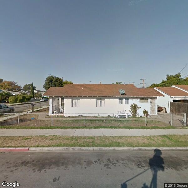 Britton Street Long Beach Ca