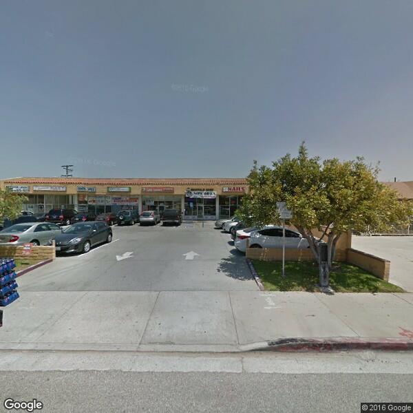 Carson Blvd Long Beach California