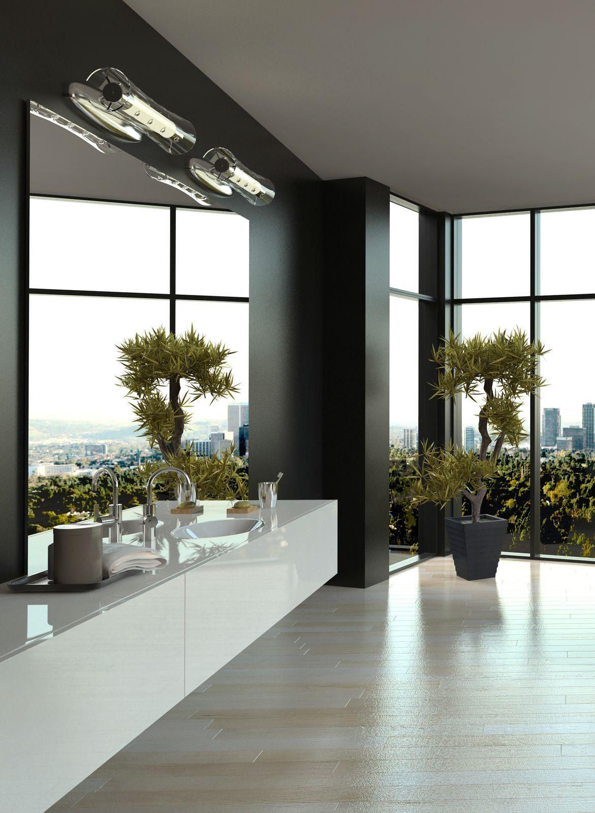Panoramic Windows For A Very Zen Spot Homeyou