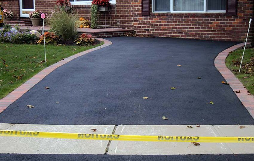 Smooth asphalt paving that really makes a difference