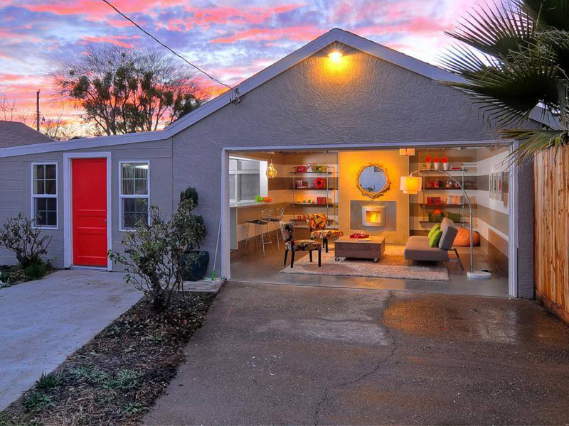 Your Garage: Converting it into More Than Parking