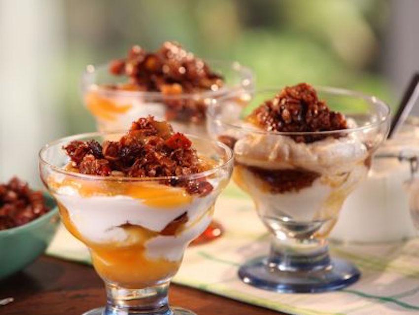 Delicious dining desserts