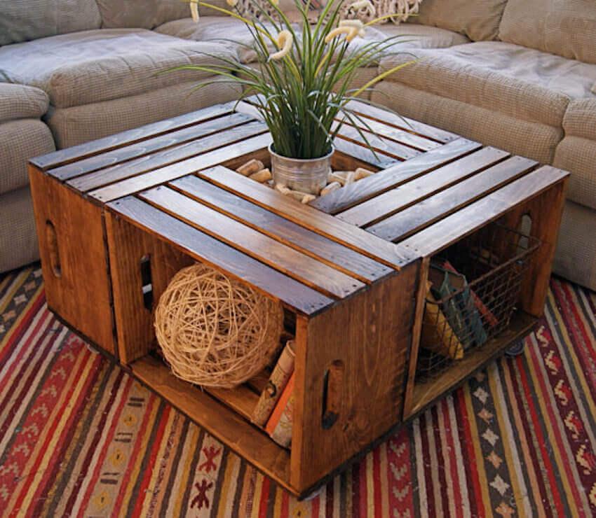 Beautiful symmetrical designs in wood
