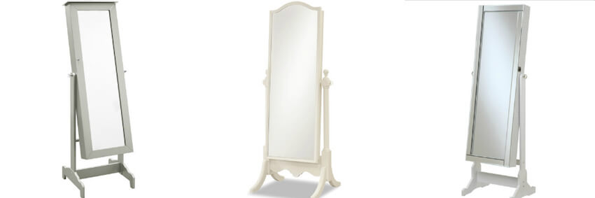 Mirrors that match any lifestyle for your home