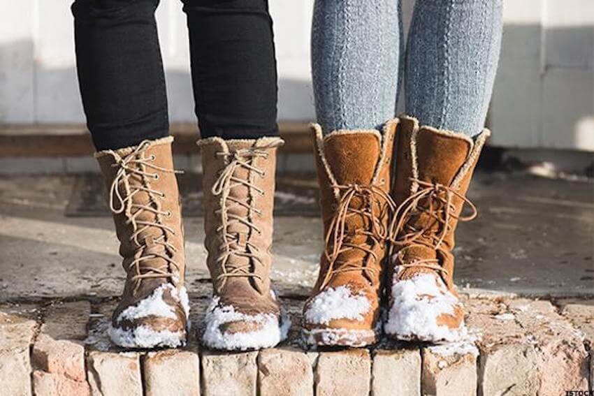 Proper seasonal gear is always appropriate