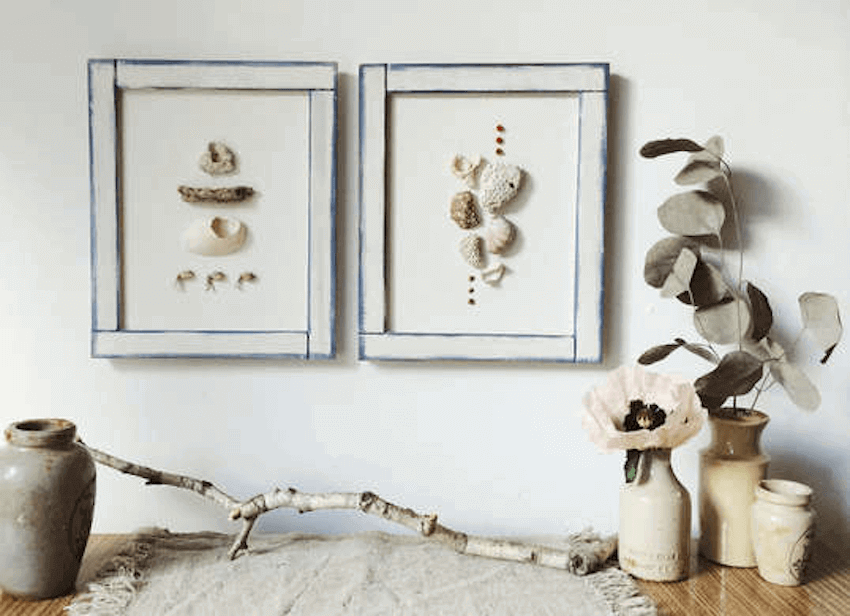 Interior DIY: Other things you can frame