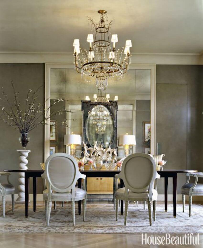 Interior home decor Mirrors