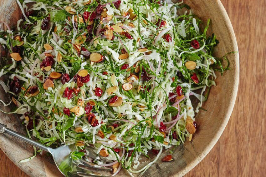 Thanksgiving Slaw - Include Everyone