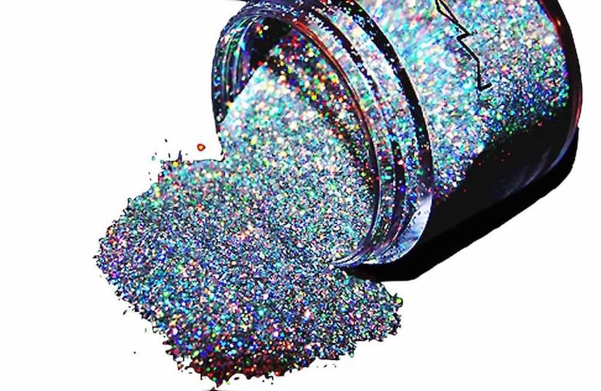 Glittery home remedies for a home interior