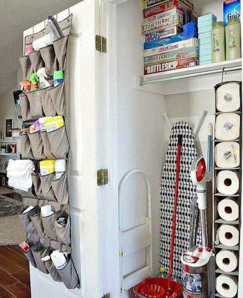 Keep your home interior organized with these closet hacks