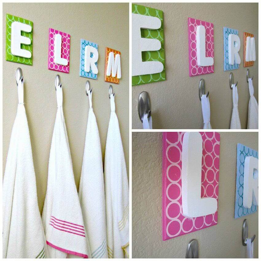DIY wall decor that suits your home interior