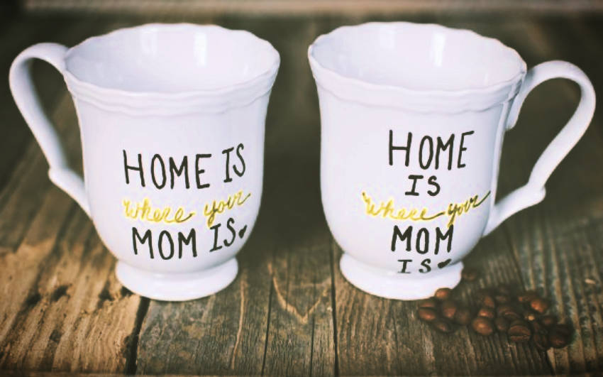 This personalized ceramic mug will melt anyone!