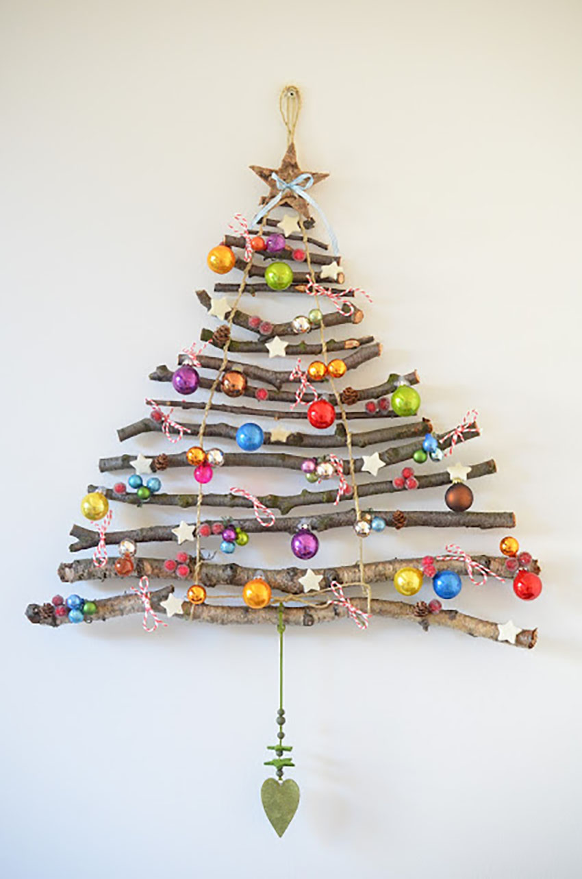 Branches Christmas Tree