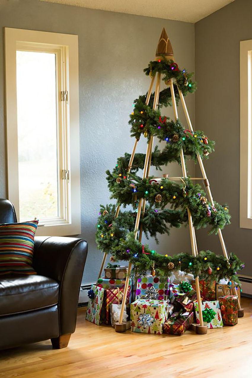 Wood Christmas Tree