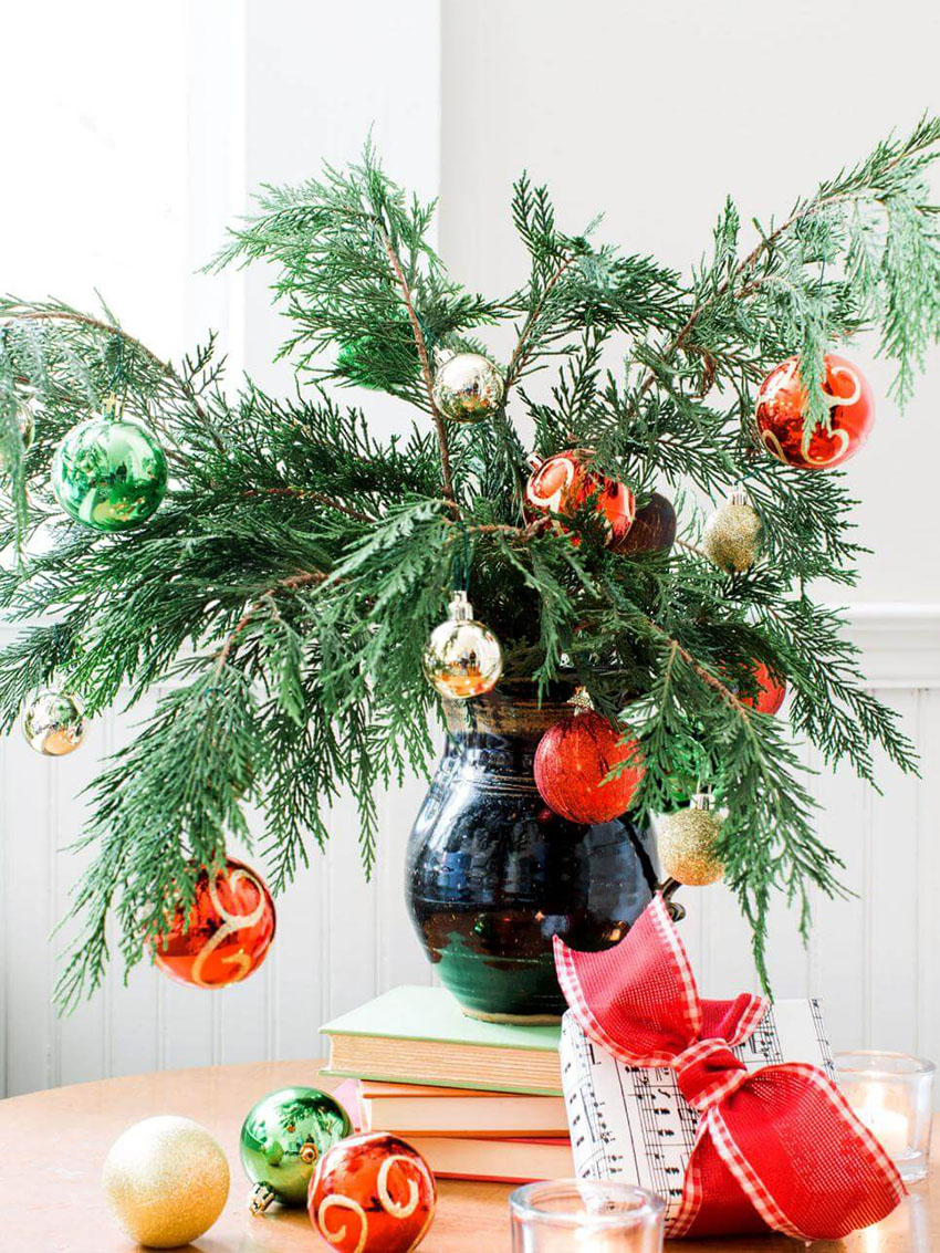 Small Places Solution - Trees to Rock This Christmas