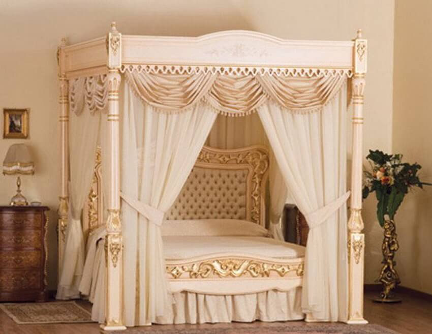 The only bedroom where the princess and the pea fable might not be an exaggeration