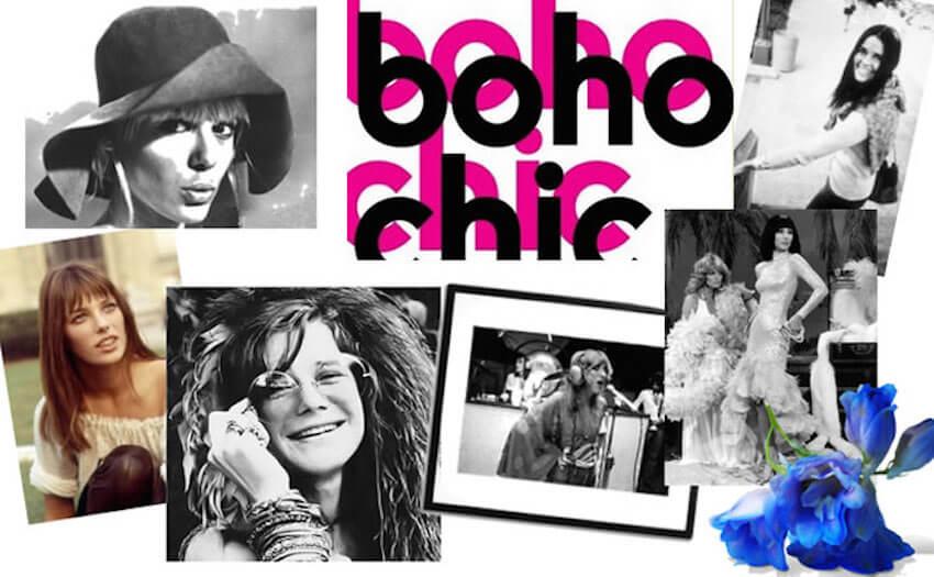 Boho chic for chicks