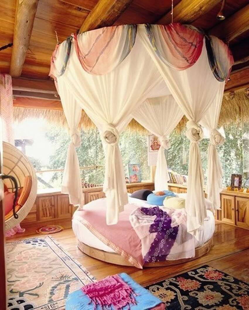 Canopy to make other bedrooms envious