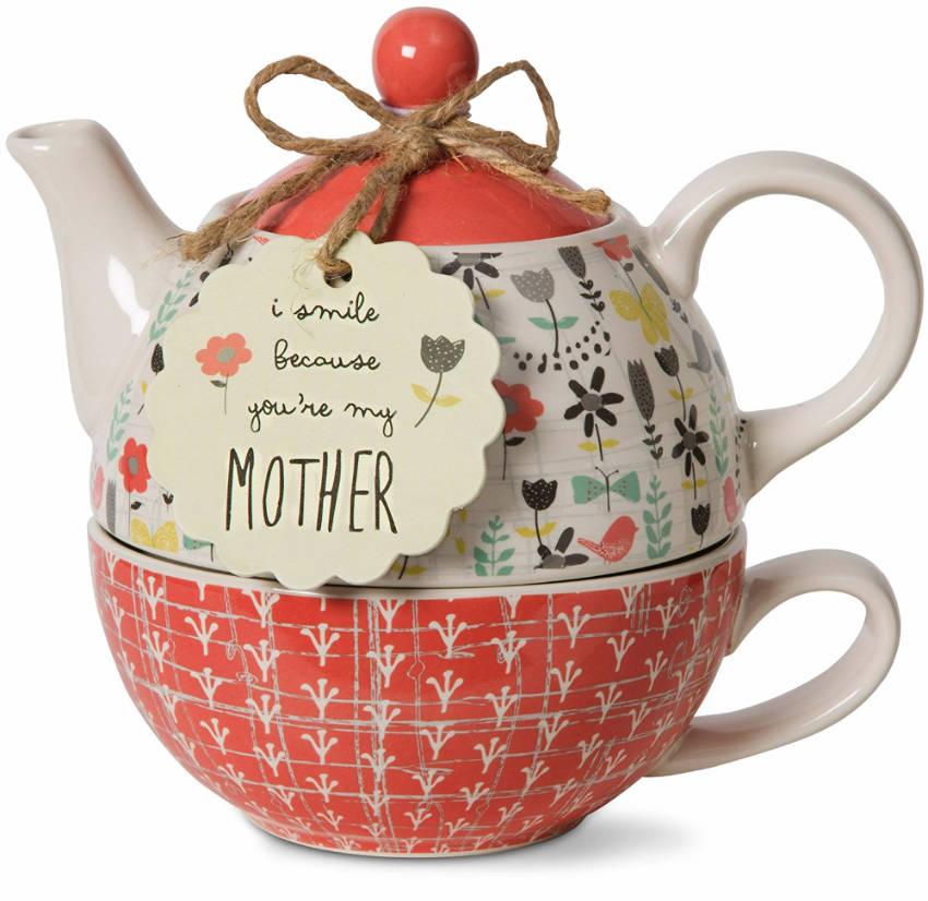 Ceramic Tea Set For Her!
