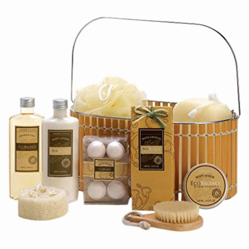 A nice spa set for mothers who need to relax!