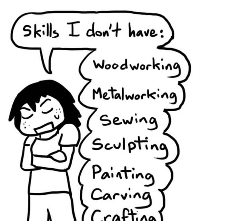 Isn't this what we all think when we hear DIY?