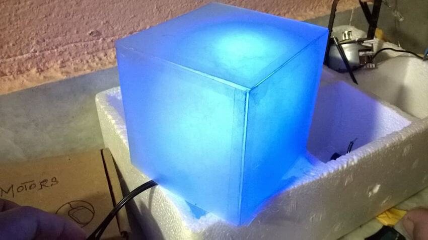 This Tesseract is actually useful for something!