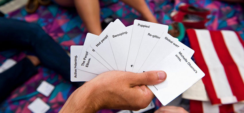 Cards Against Humanity - Awesome Gift Ideas