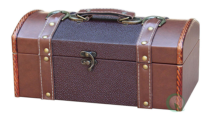 Leather Chest - Awesome Gift Ideas