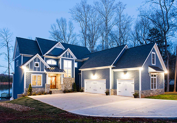 Fiber-cement siding is incredibly durable and long-lasting.