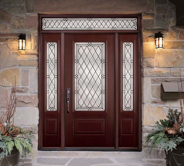 Steel entry doors are secure, durable, and a very smart investment.