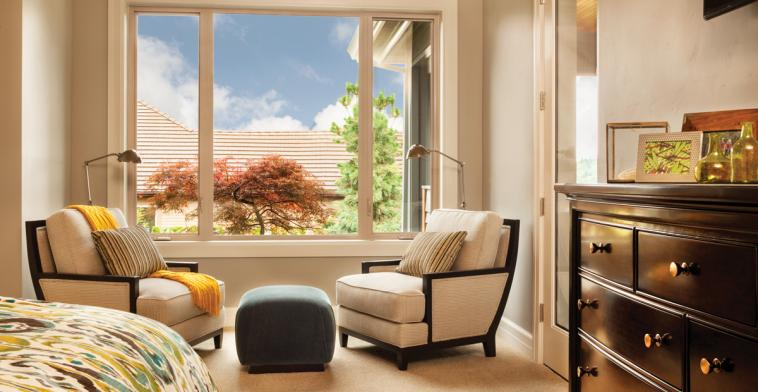Vinyl windows are long-lasting, durable, and require little maintenance.