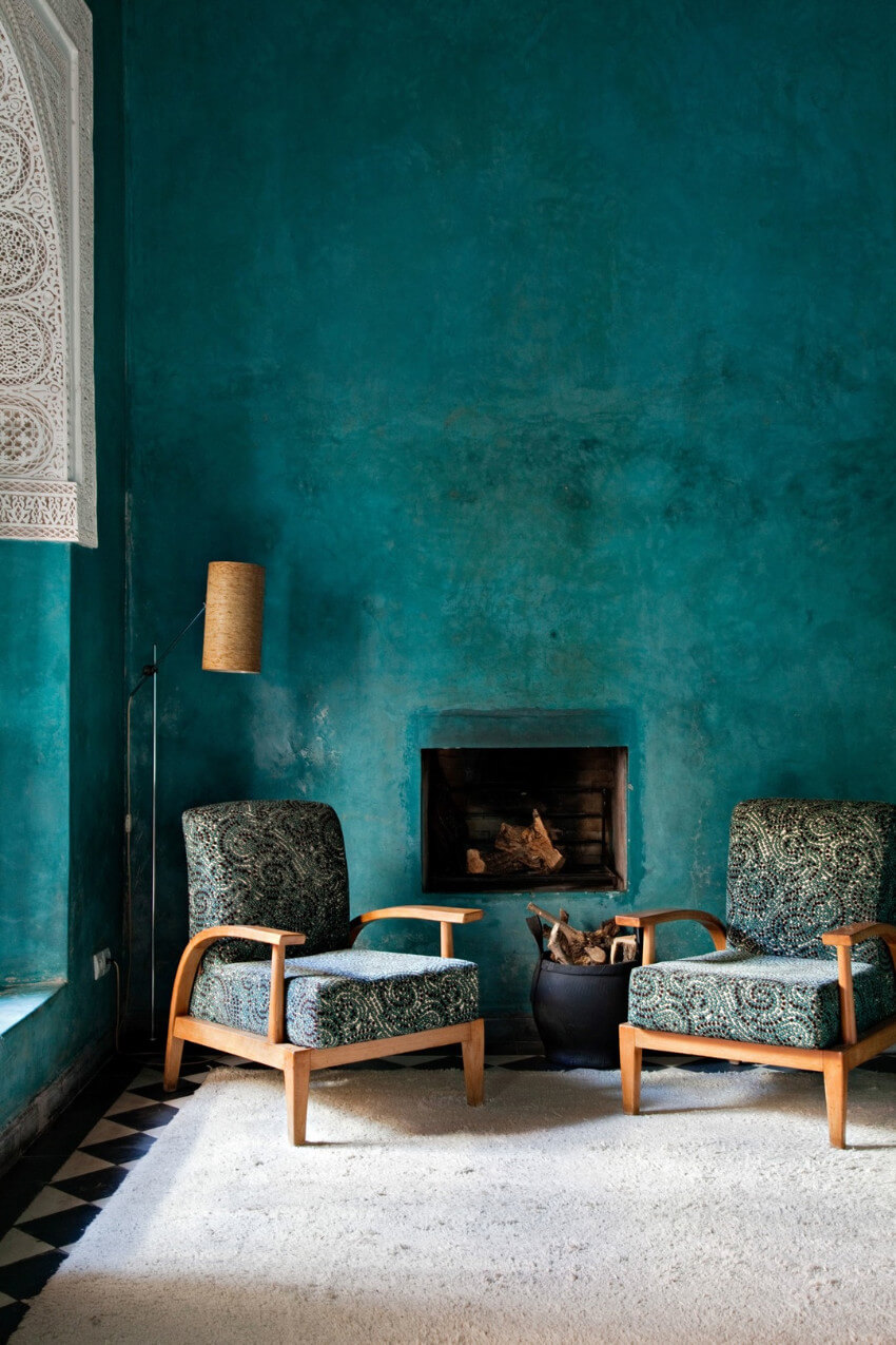 Textured walls are the next big thing!