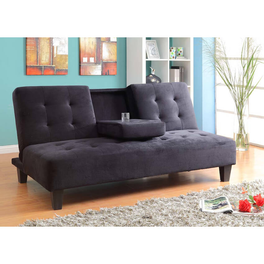 Relaxed couches for any living room