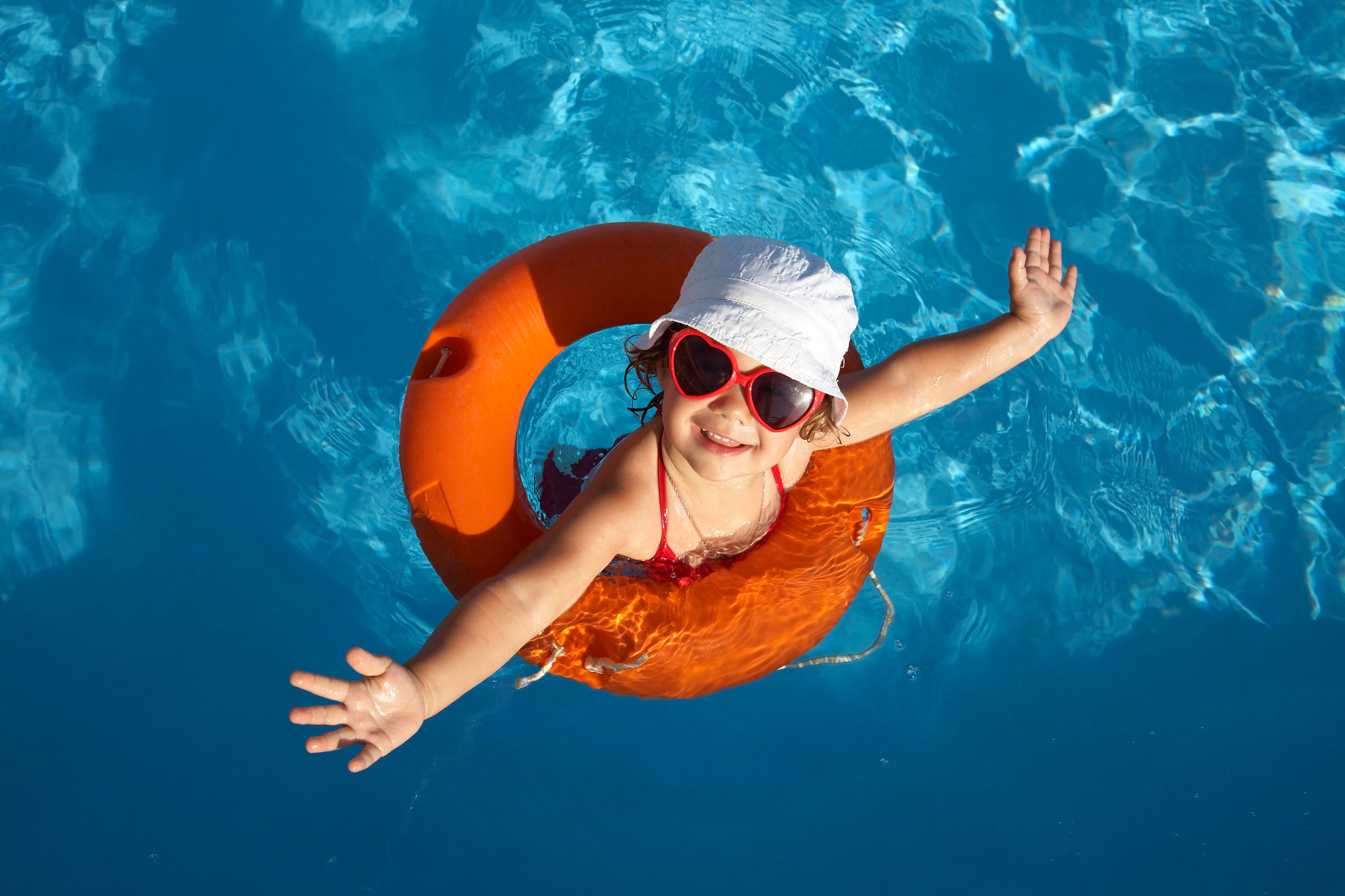 Follow these steps and your pool will be ready for summer!