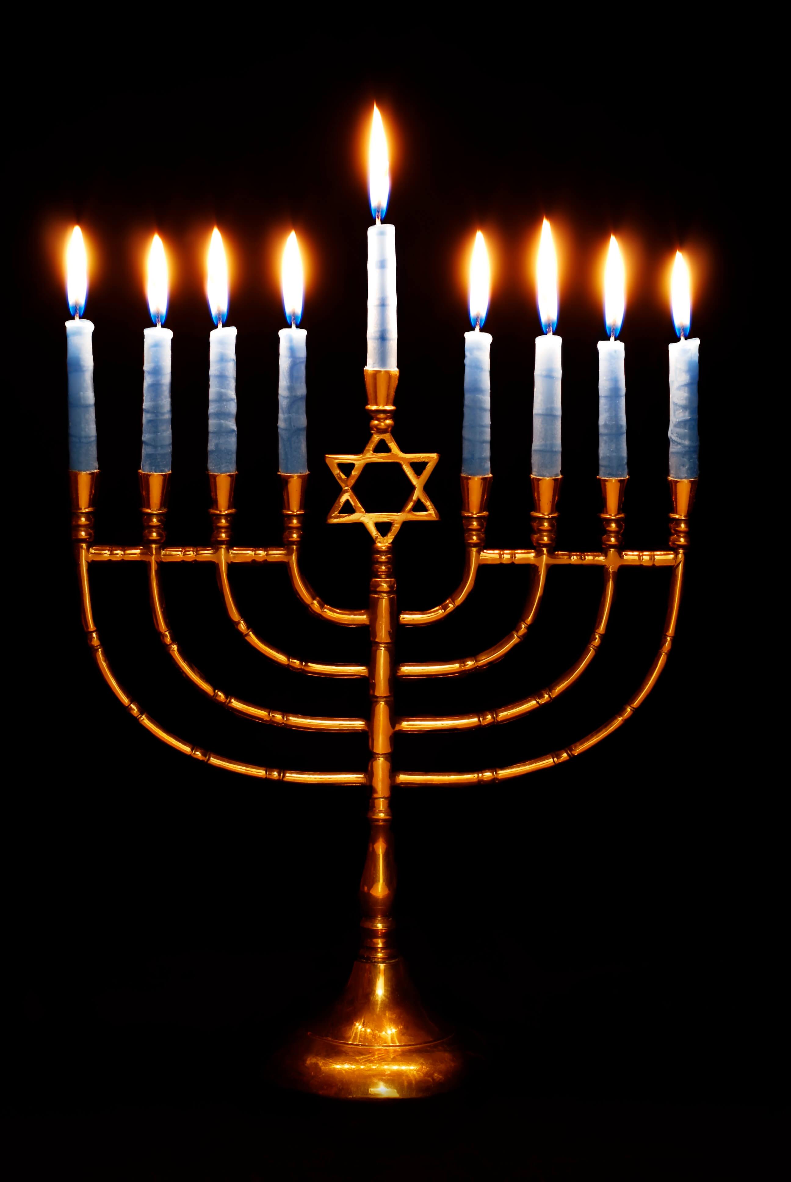 The glorious Jewish tradition of lighting the menorah