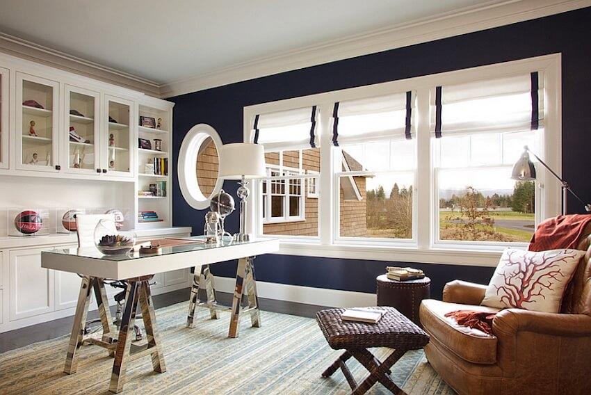 Total custom interior office design
