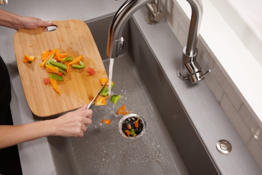 Plumbing tips: proper care for your food disposal unit