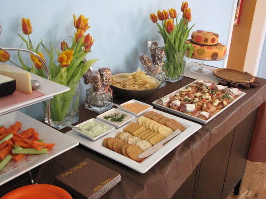 An impressive display of kitchen goodness