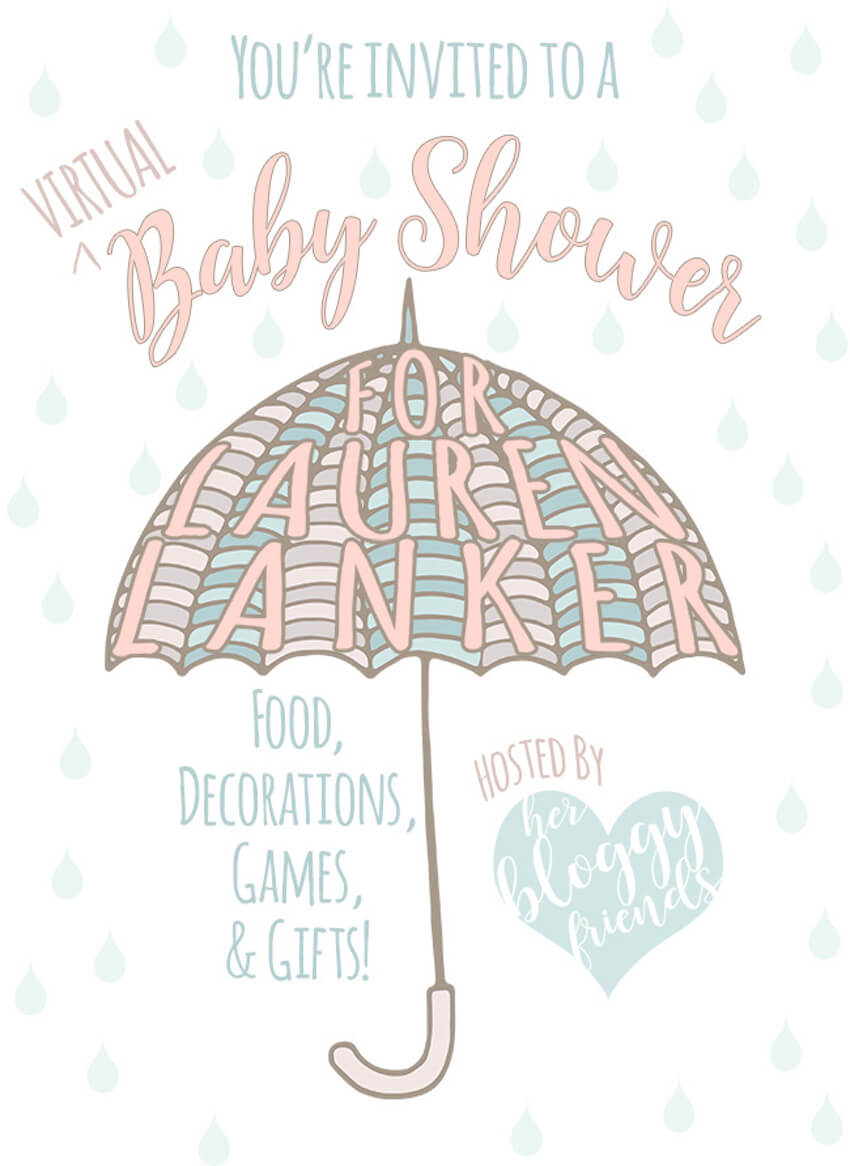 Home additions: virtual baby shower