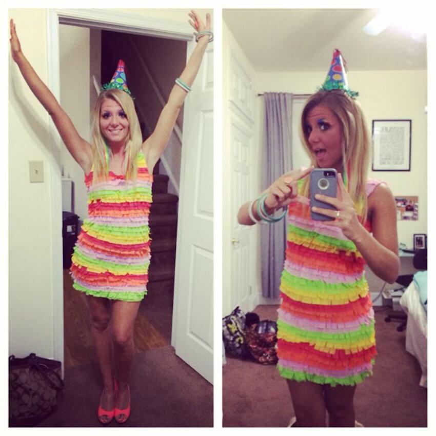 Totally a hit! Halloween DIY costume ideas