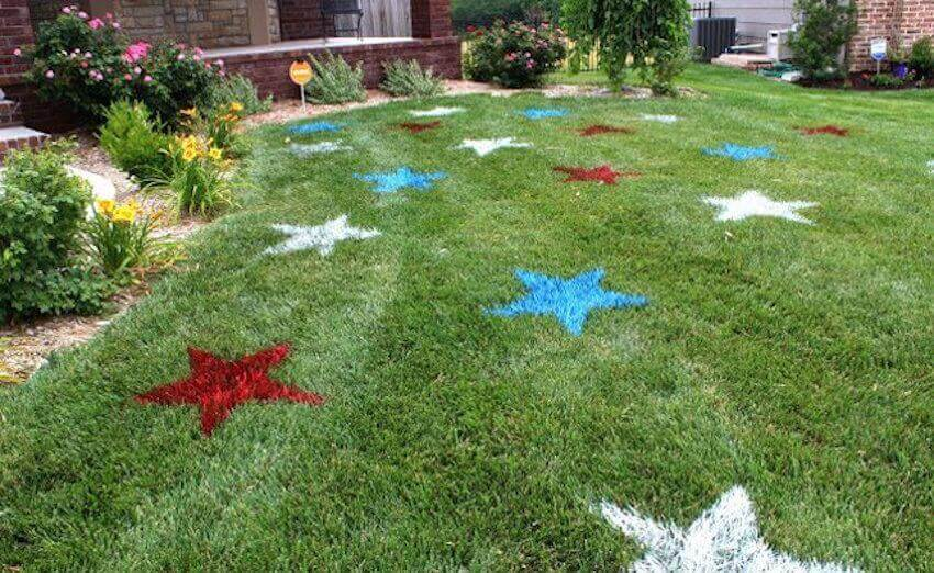 Lawn care in the rocket's red glare landscaping ideas