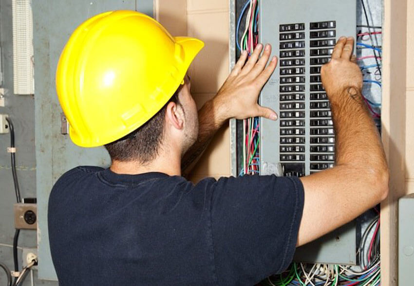Knowing the location of your circuit breaker is incredibly important.