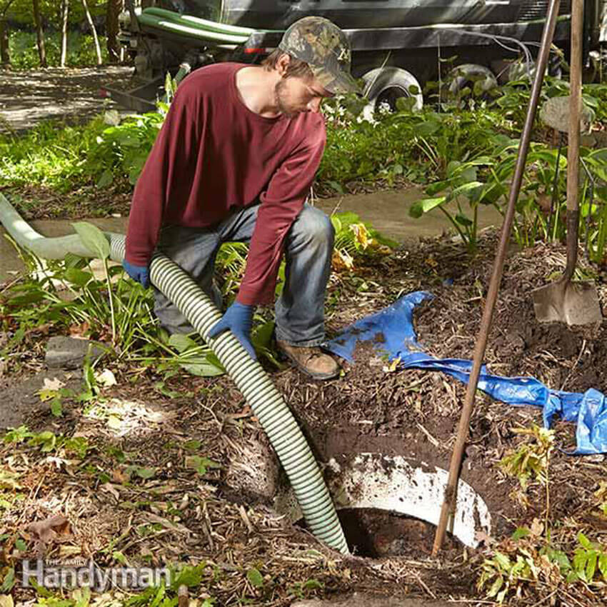 When you need to have your septic tank pumped, you need to know where it is.
