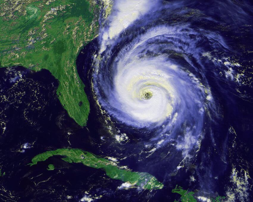 Impact doors and windows can resist hurricanes