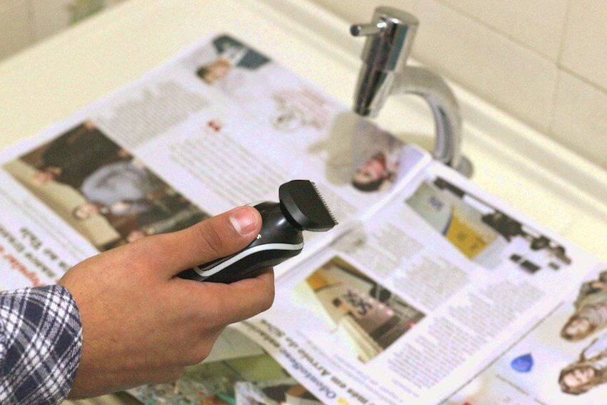 More DIY bathroom hacks